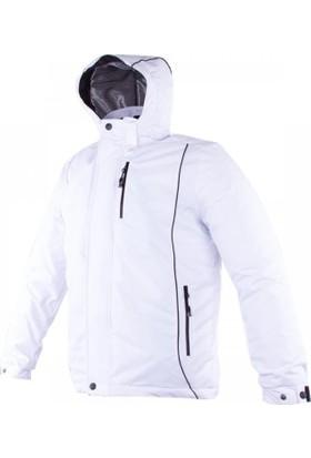Exuma 261103 Erkek Beyaz Kayak Montu