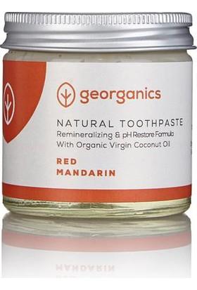 Georganics Organik Ve Bitkisel Diş Macunu/Mandalina