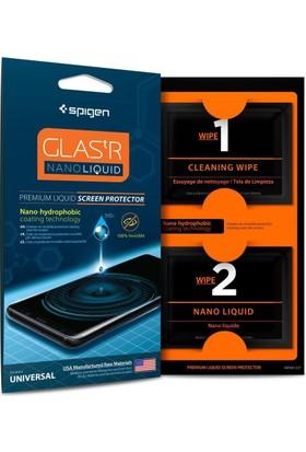 Spigen Tüm Cihazlarla Uyumlu Nano Liquid Sıvı Ekran Koruyucu (Seramik Kaplama) - 000GL21813
