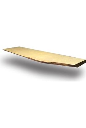 SZN Wood Kütük Masa Kestane Eto 160x45cm