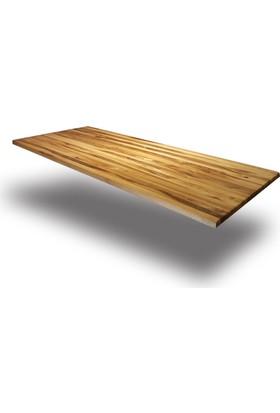 SZN Wood Kütük Masa Ceviz Sena 200x86cm