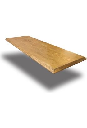 SZN Wood Kütük Masa Ladin Valvo 201x65cm