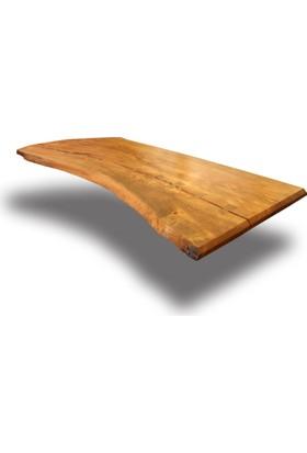 SZN Wood Kütük Masa Kayın Gelo 230x98cm