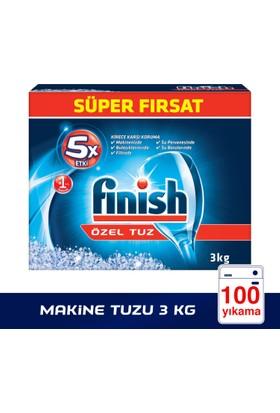 Finish Bulaşık Makinesi Deterjanı Makine Tuzu 3000gr