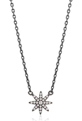 Khailo Silver Sunak Kolye N1015Bw