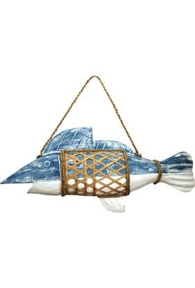 Hunga Ahşap Kılıç Balığı Tavan Duvar Süsü