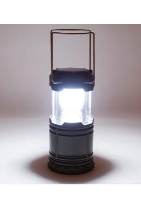 Kamp Lambası Pilli Aydınlatma Avcı Feneri Çıkmalı Dimerli Kandil