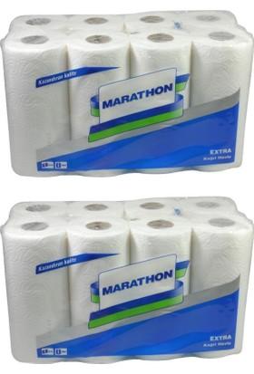 Marathon Kağıt Havlu 8'li x 2 Paket