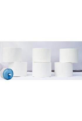 Espiga Pratik Mini İçten Çekmeli Tuvalet Kağıdı Koli 12'lı (4 kg - 80 mt)