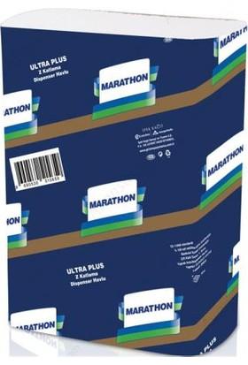 Marathon Lotus Plus Z Katlı Kağıt Havlu Koli 200'lü x 20 Paket