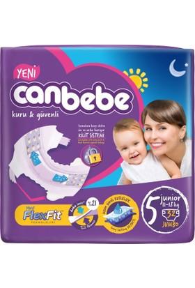Canbebe Bebek Bezi Jumbo 5 Beden 32 Adet