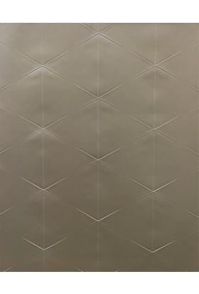A55001 Limonta Geometrik Desenli Duvar Kağıdı
