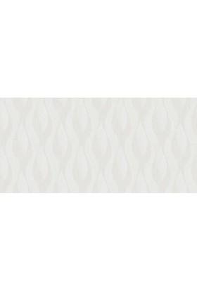 6531-2 Krem Geometrik Duvar Kağıdı