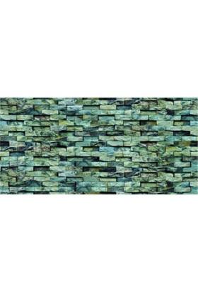 6549-3 Renkli Taş Duvar Kağıdı