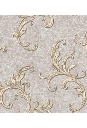 H6038-1S Damask Desenli Duvar Kağıdı