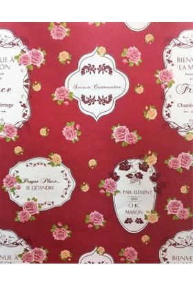 46430 BN Wallcoverings Çiçek Desenli Duvar Kağıdı