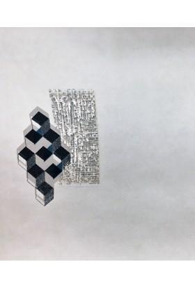 5209 DecoDiscount Geometrik Desenli Duvar Kağıdı