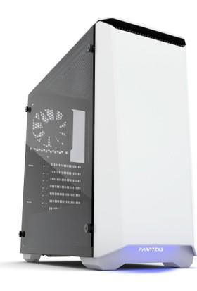Phanteks Eclipse P400S Cam Kapaklı Buzul Beyaz Bilgisayar Kasası