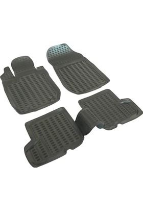 Seat İbiza Siyah 3D Havuzlu Paspas 2009-2014 Arası