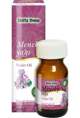 Shiffa Home Menekşe Yağı 20 Ml