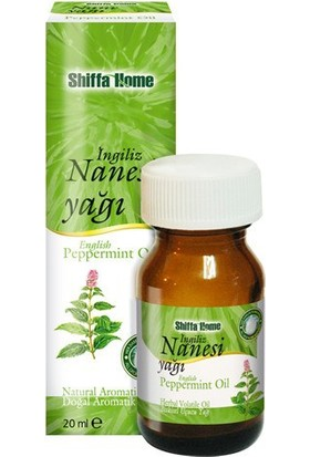 Shiffa Home Nane Yağı 20 Ml