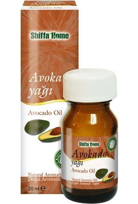 Shiffa Home Avokado Yağı 20 Ml