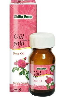 Shiffa Home Gül Yağı 20 Ml