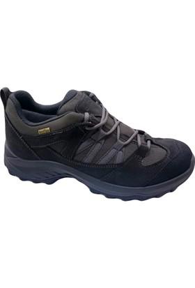 Mondeox Lytos 244-26 Koyu Gri Ayakkabı