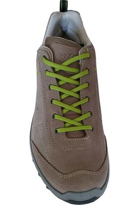 Mondeox Lytos Strıde 4 Boz Kahve Ayakkabı