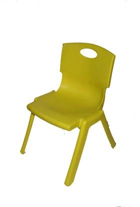 Kırılmaz Çocuk Sandalyesi Sarı