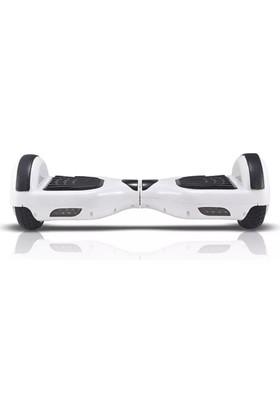 Tomolco Smart Balance Elektrikli Kaykay Hoverboard 6.5 inch - Beyaz