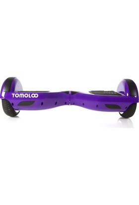 Tomolco Smart Balance Elektrikli Kaykay Hoverboard 6.5 inch - Mor
