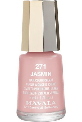 Mavala Nail Color Oje 5Ml 271 Jasmin