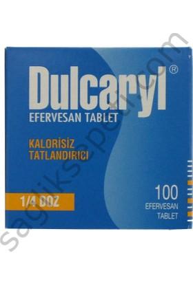 Dulcaryl Efervesan 1/4 Doz 100 Tablet