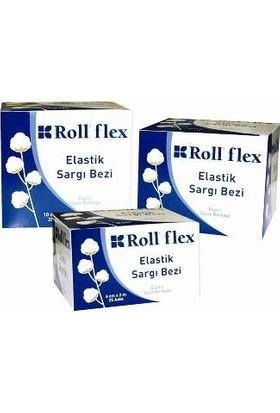 Roll Flex Elastik Sargı Bezi 6Cm X 2M