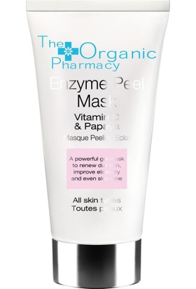 The Organic Pharmacy Enzyme Peel Mask Vitamin C & Papaya 40Ml