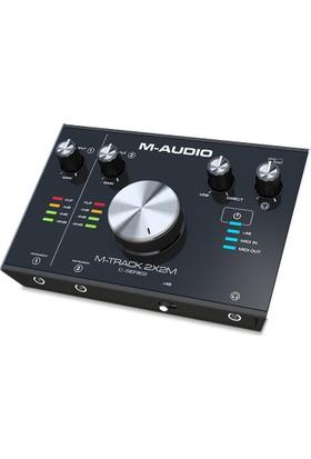 M-Audio M-Track 2X2M Enstrüman Girişli Ses Kartı