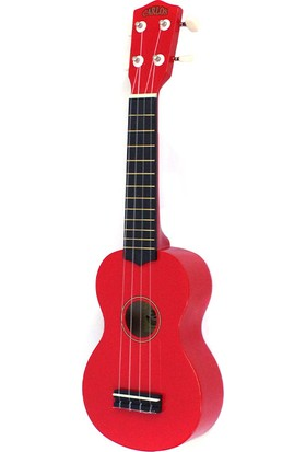 Carlos Cru50-Rd Kırmızı - Soprano Ukulele