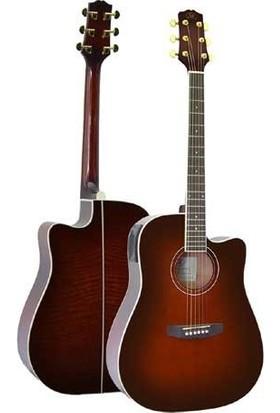 Sx Dg 190 Ce Elektro Akustik Gitar / Vs