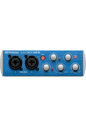 Presonus Audiobox Usb Ses Kartı