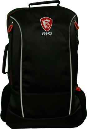 Msı 17.3 Gaming Nb Dragon Logo Backpack G34-N1Xx009-Sı9-17Tr Notebook Çantas