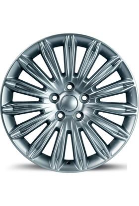 EMR 1308-01 17'' 7.5 Offset 5x108 ET55 Ford Uyumlu Silver Jant