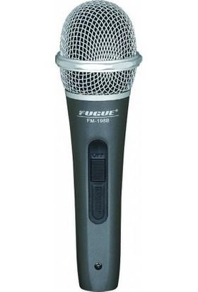Fugue Fm-198B Mikrofon + Kablo