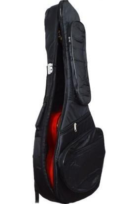 7Nota 777Kk Süper Kalın Klasik Gitar Softcase Kılıfı Şifreli