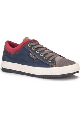 Dockers Bayan Ayakkabı 220639 Lacivert - Gri Sneaker