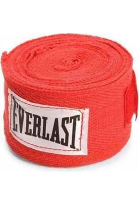 Everlast Boks El Bandajı 4454-Red Kırmızı Flexible Cotton