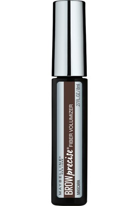 Maybelline New York Brow Precise Fiber Filler Kaş Maskarası 06 Deep Brown