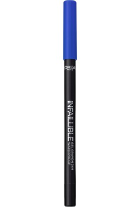 L'Oréal Paris Infaillible Paint Gel Crayon Eyeliner 10 I've Got the Blue