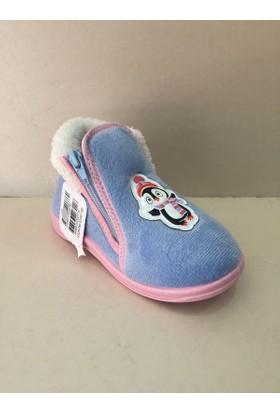 Gezer Renkli Kız Çocuk Okul Kreş Ayakkabı 5032
