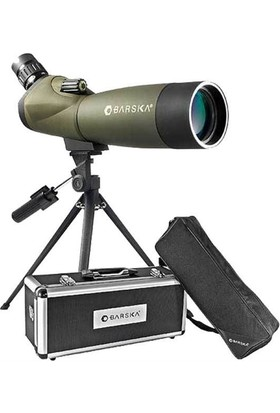 Barska Blackhawk 20-60X60 Wp Angled Mc Green Lens